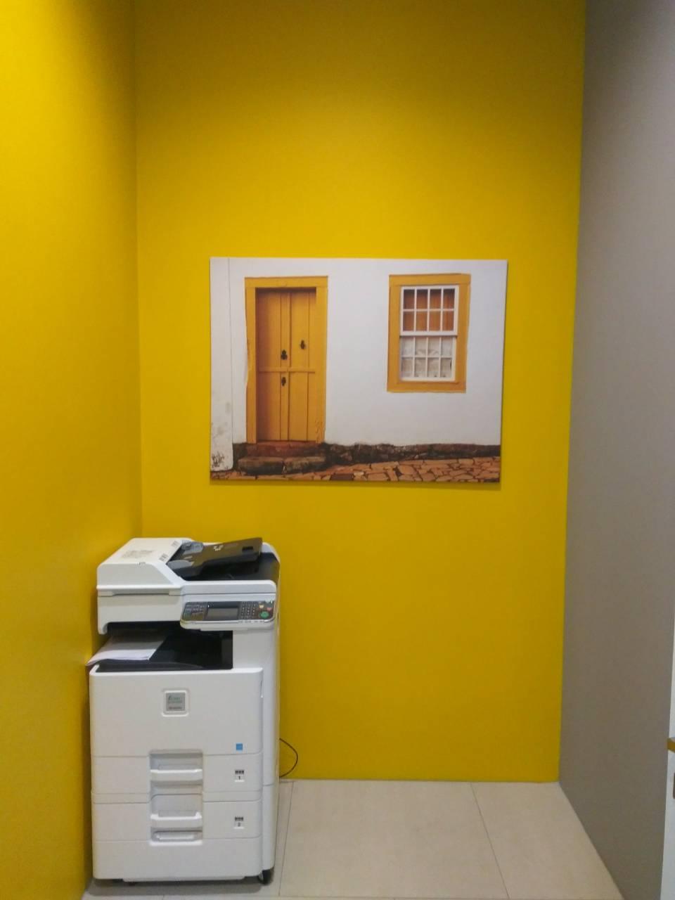 Оформление офисов печать картин